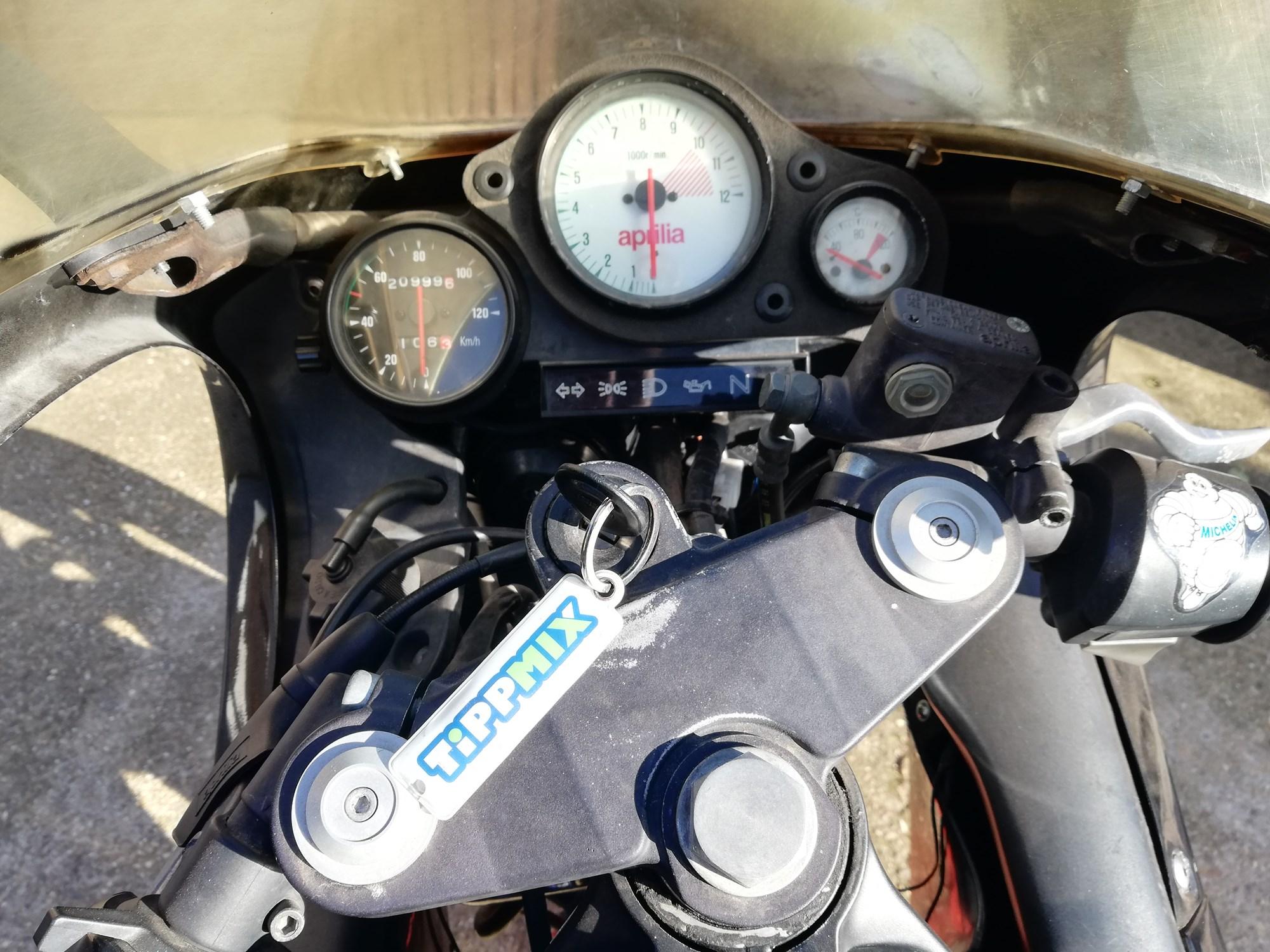 APRILIA RS 50, 6. kép