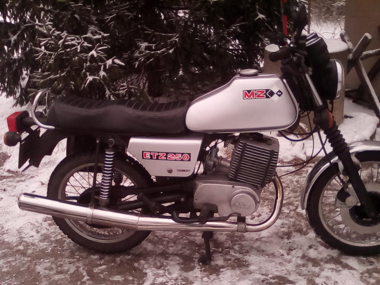 MZ 250, 1. kép