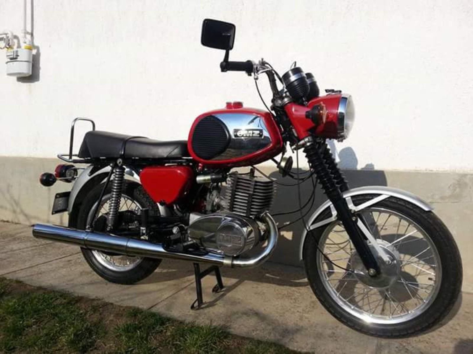 MZ TS 250/1, 1. kép