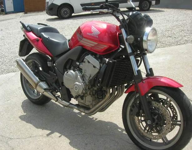 HONDA CBF 600 N, 10. kép