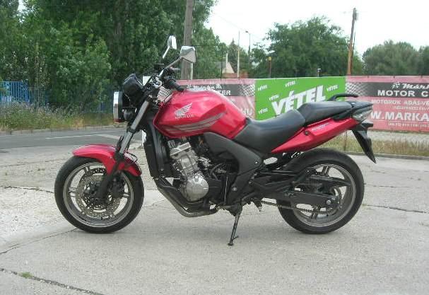 HONDA CBF 600 N, 2. kép
