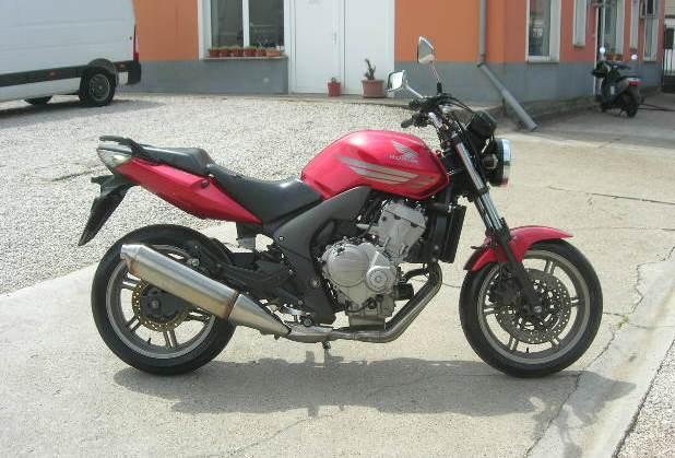 HONDA CBF 600 N, 5. kép
