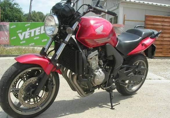 HONDA CBF 600 N, 7. kép