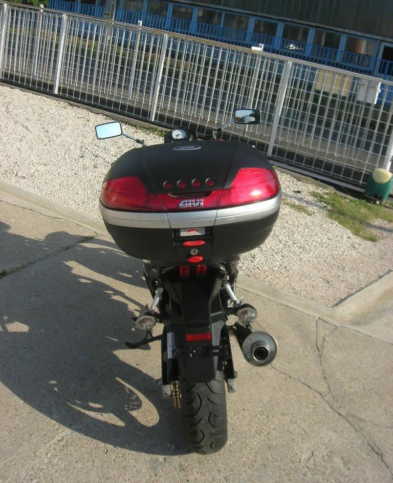 SUZUKI SV 650 N ABS, 10. kép