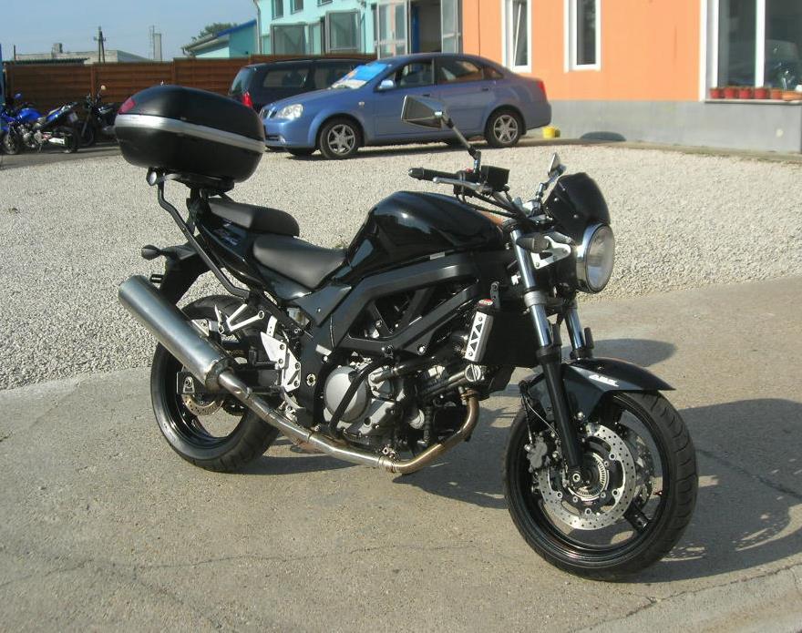 SUZUKI SV 650 N ABS, 6. kép