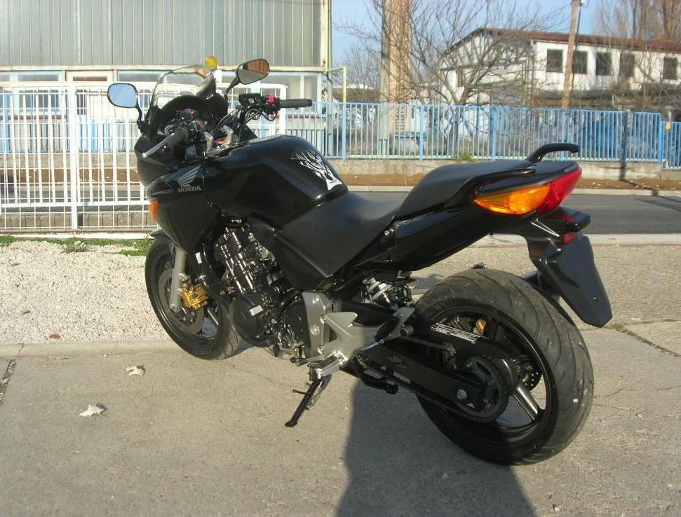 HONDA CBF 600 SA ABS, 3. kép