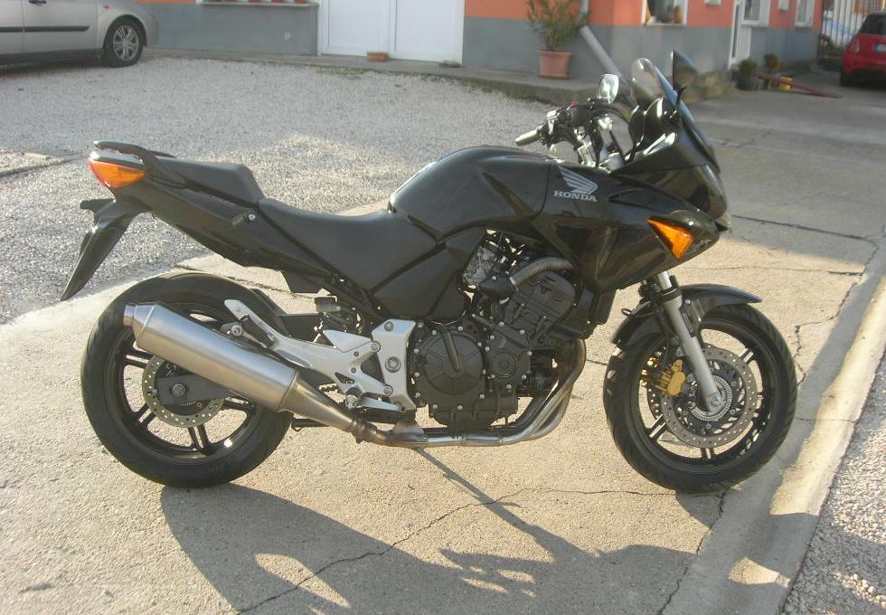 HONDA CBF 600 SA ABS, 5. kép
