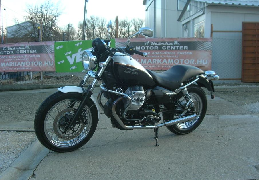 MOTO GUZZI NEVADA 750 35 KW A2 KAT.!, 1. kép