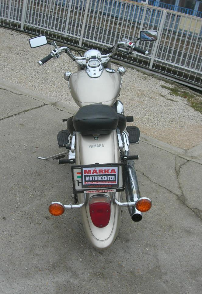 YAMAHA XVS 650 DRAG STAR, 8. kép