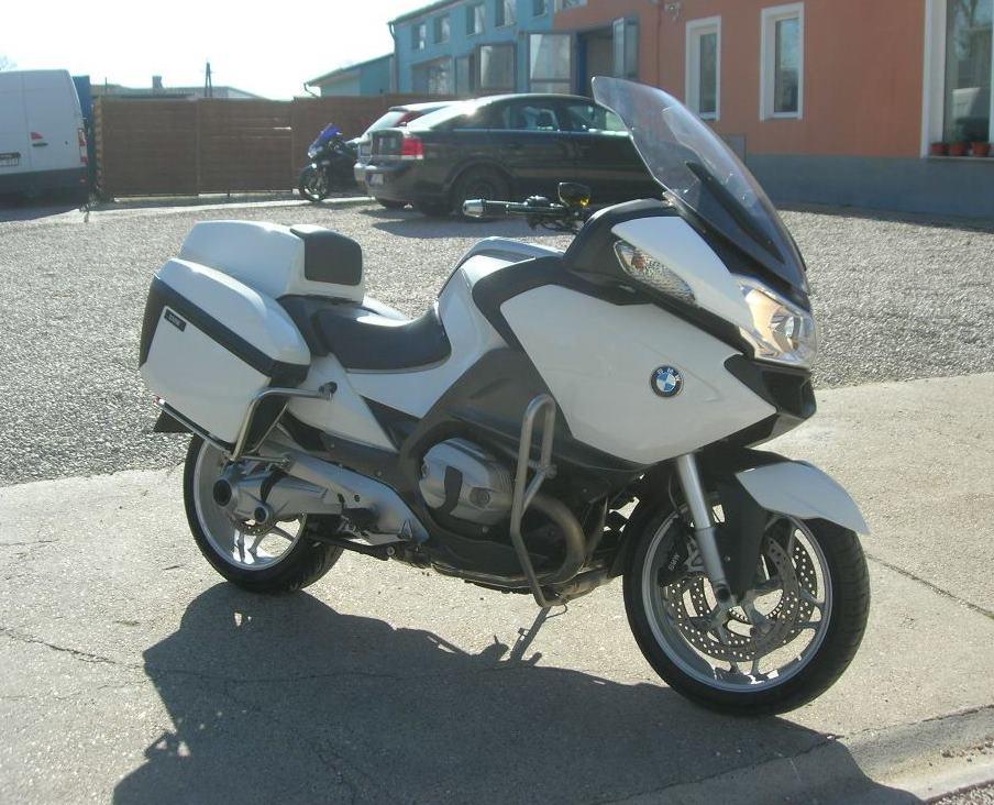 BMW R 1200 RT ABS!, 6. kép