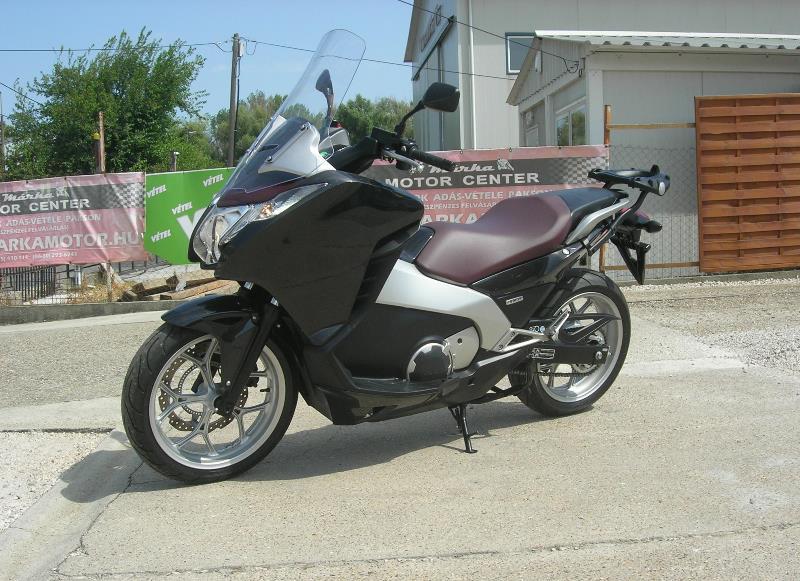 HONDA NC 700 D INTEGRA ABS!, 1. kép