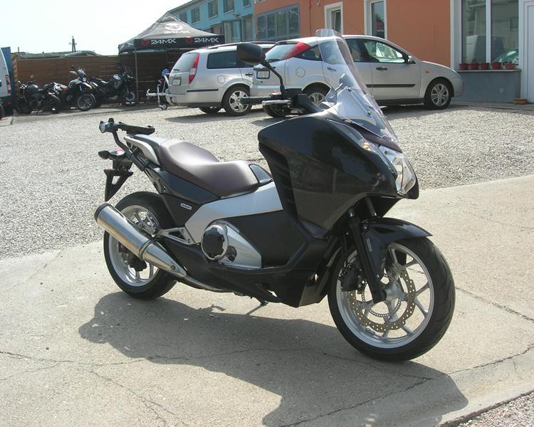 HONDA NC 700 D INTEGRA ABS!, 6. kép