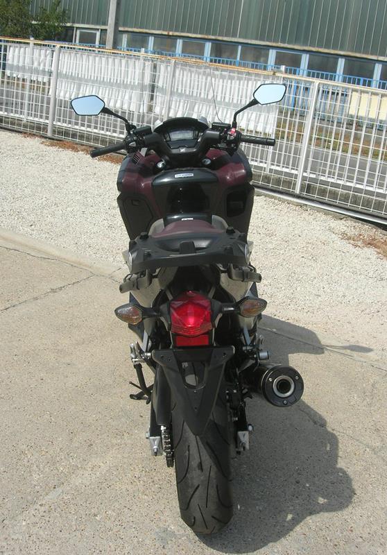 HONDA NC 700 D INTEGRA ABS!, 8. kép