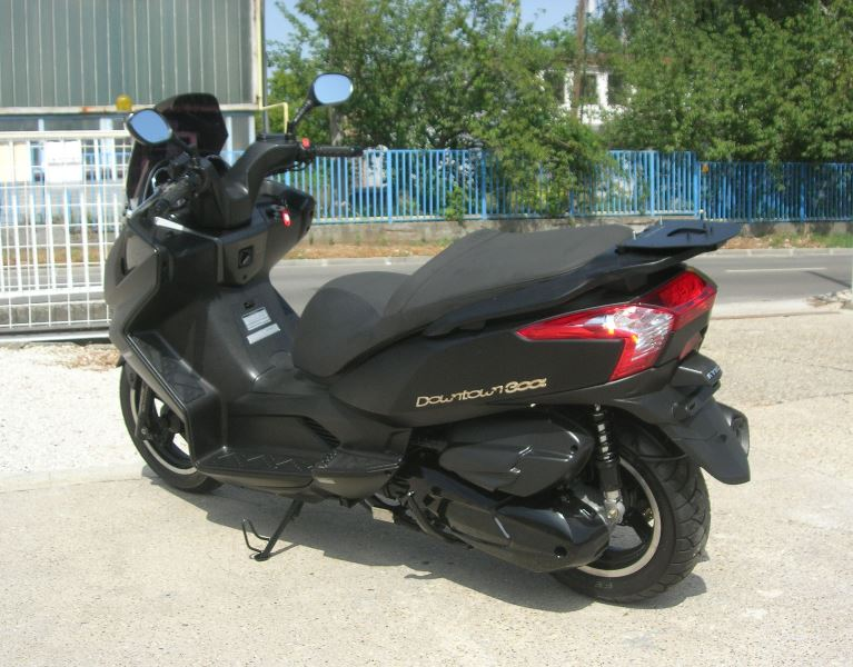 KYMCO DOWNTOWN 300 ABS!, 3. kép