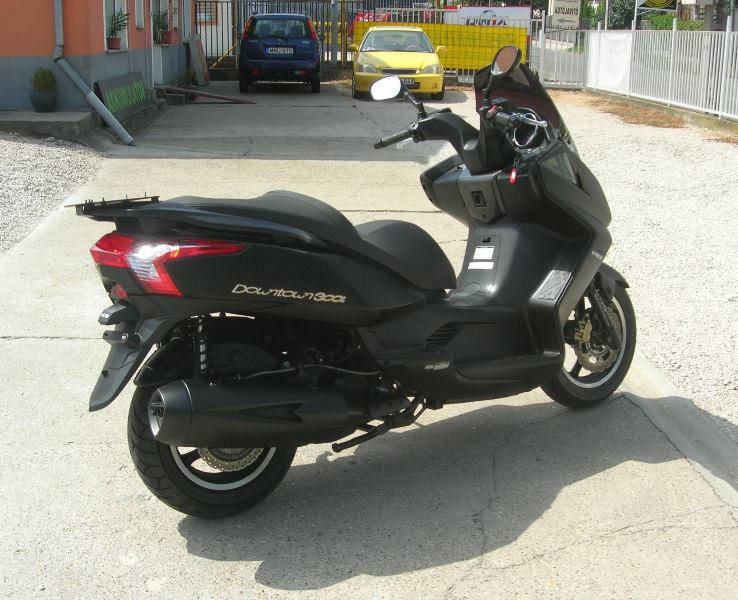 KYMCO DOWNTOWN 300 ABS!, 5. kép