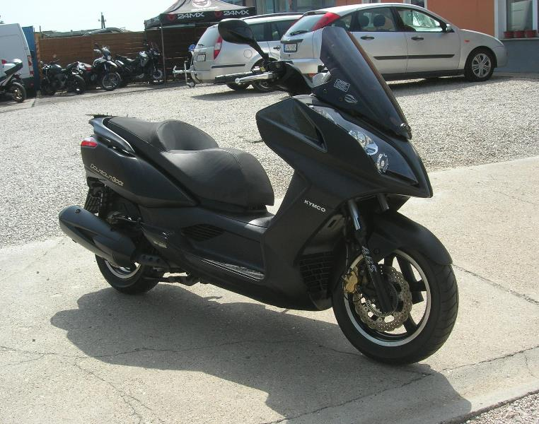KYMCO DOWNTOWN 300 ABS!, 7. kép