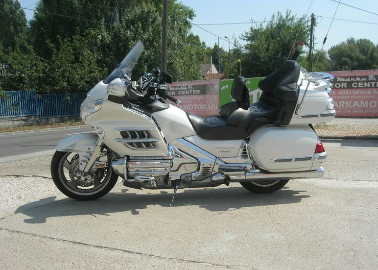 HONDA GL 1800 GOLDWING, 2. kép