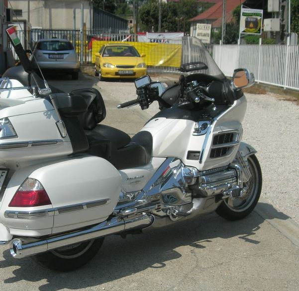 HONDA GL 1800 GOLDWING, 4. kép