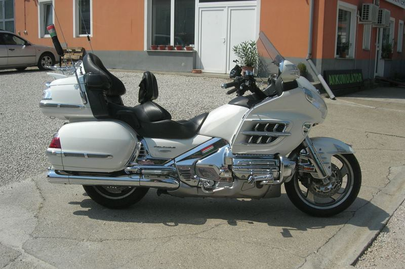 HONDA GL 1800 GOLDWING, 5. kép