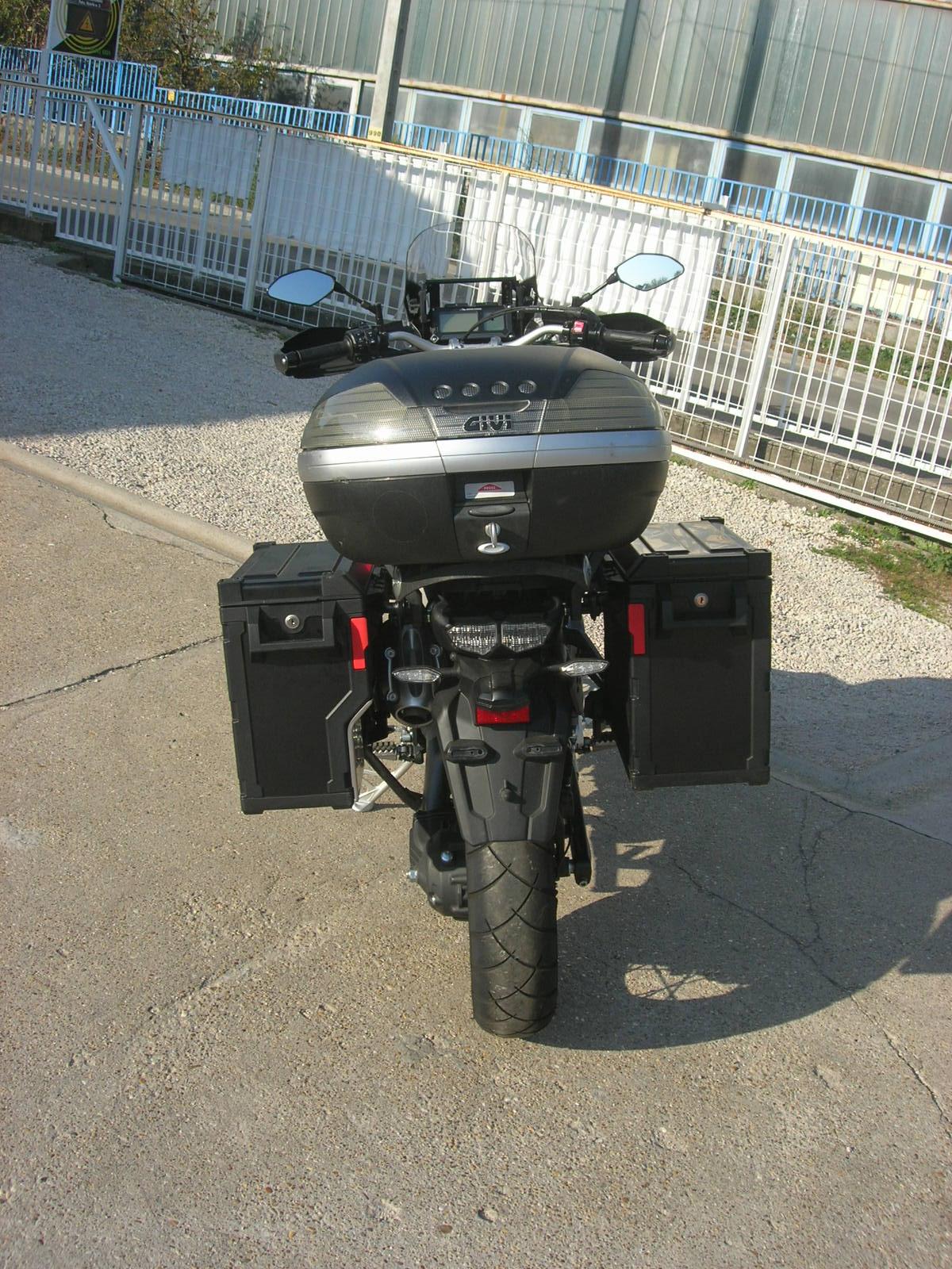YAMAHA XT 1200 Z SUPERTENERE ABS, 6. kép