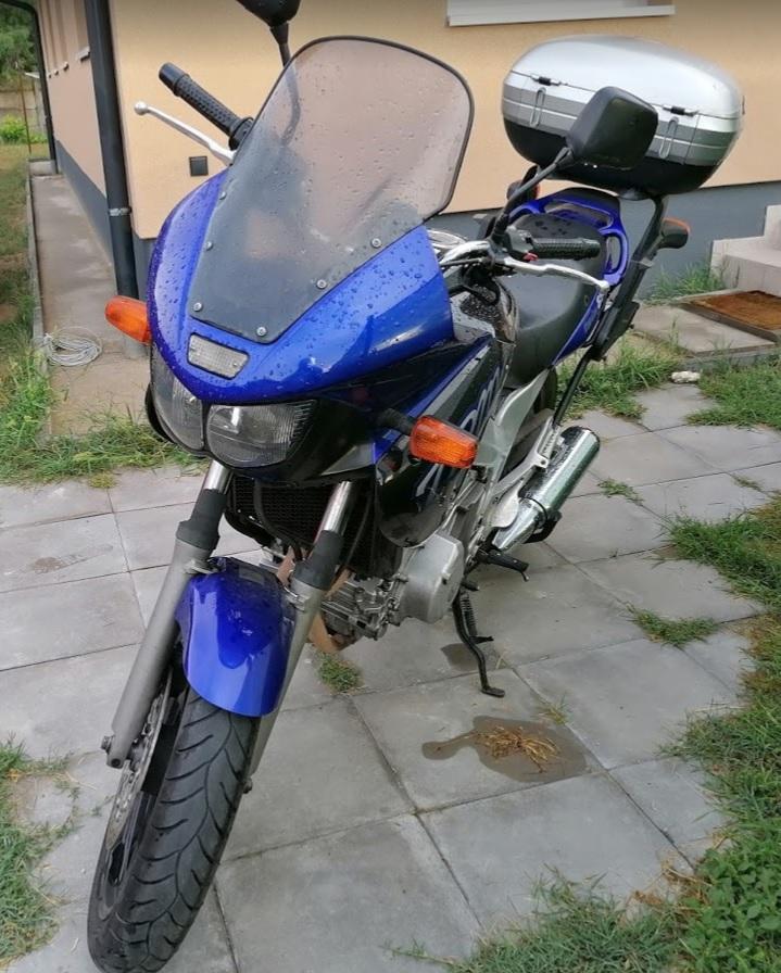 YAMAHA TDM850 4TX, 1. kép