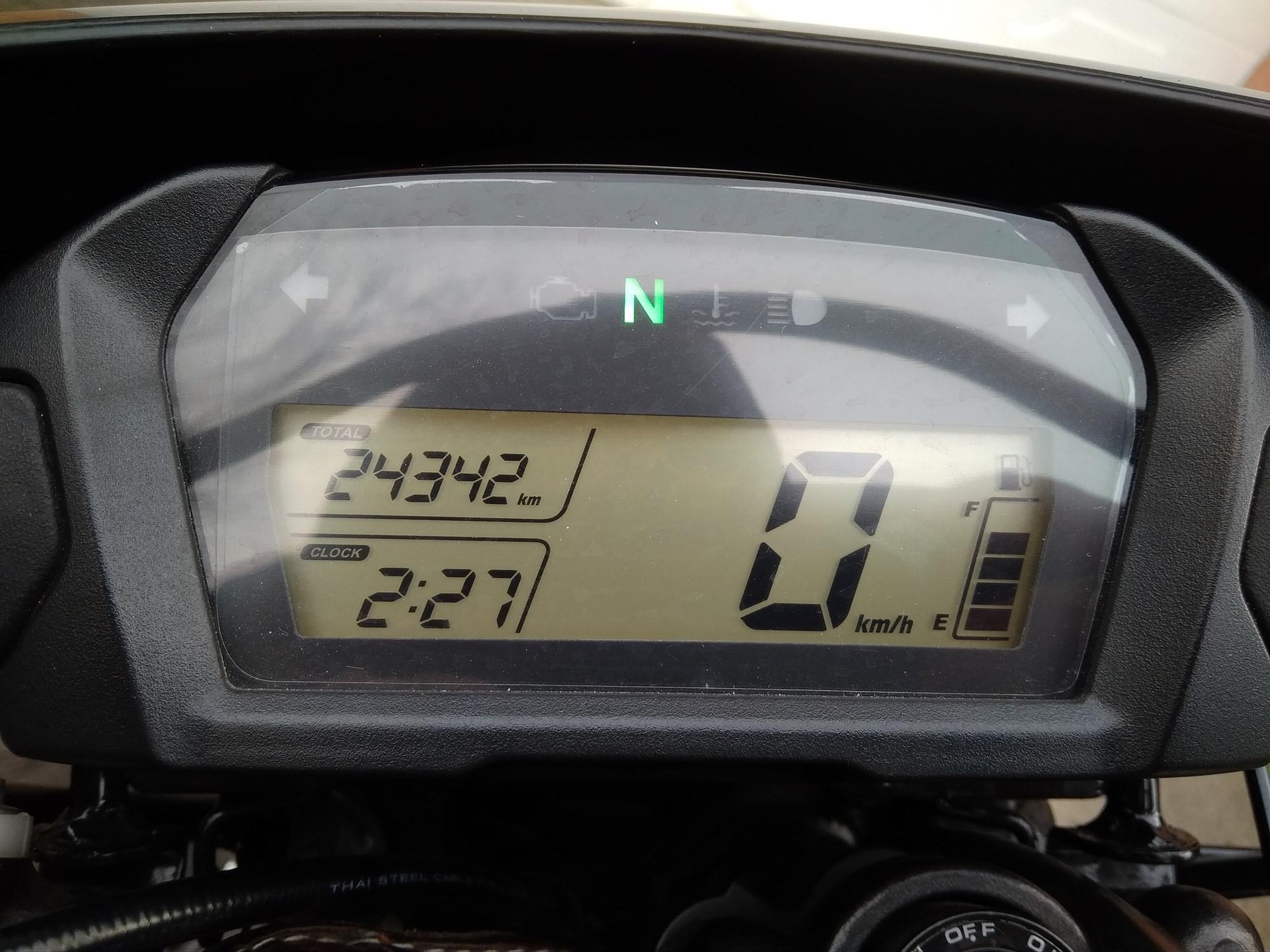 HONDA CRF 250 M, 5. kép