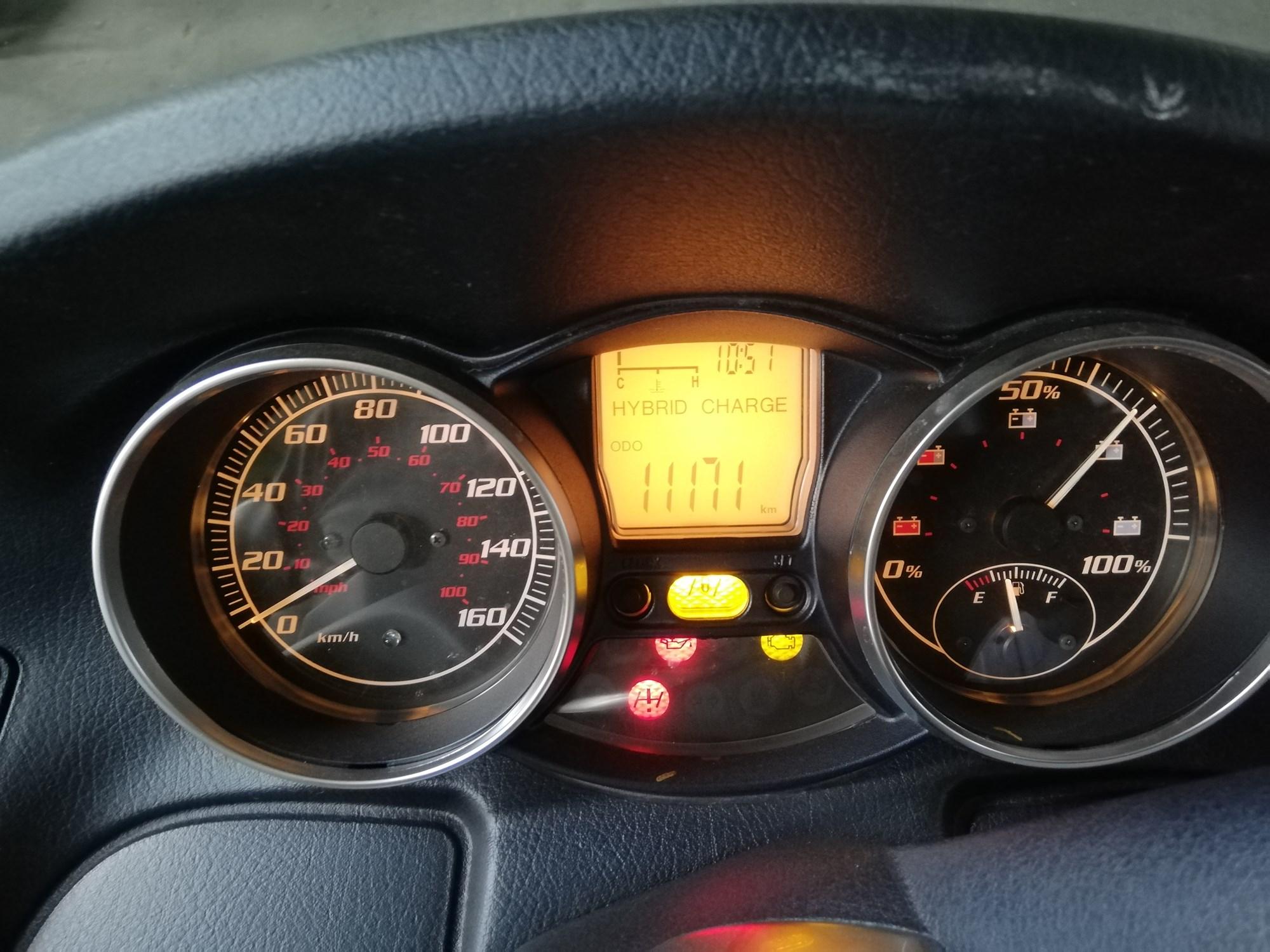 PIAGGIO MP3 Hybrid , csupán 11171km-el, 4. kép