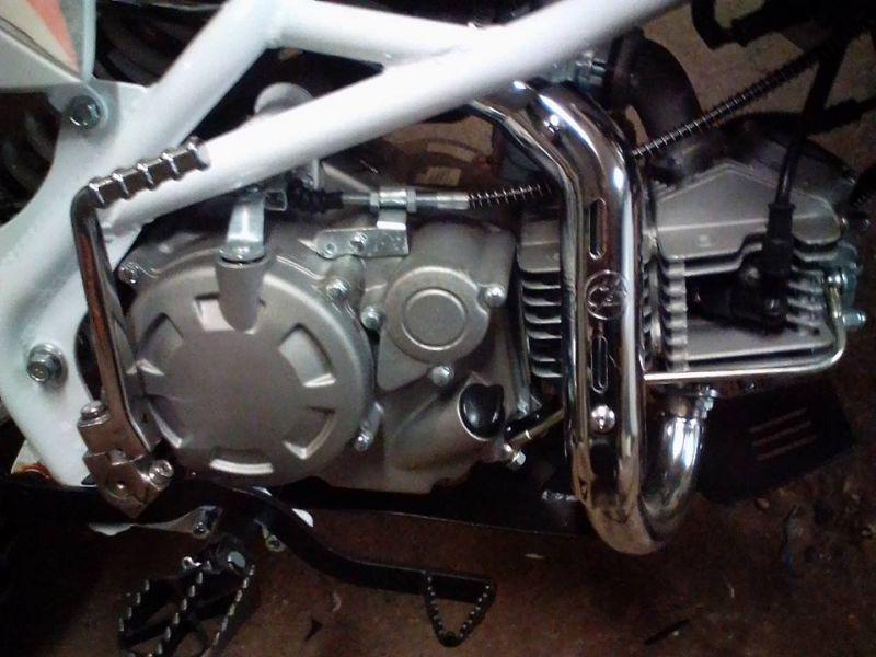 IMR K 59 160 RR Pitbike, 3. kép