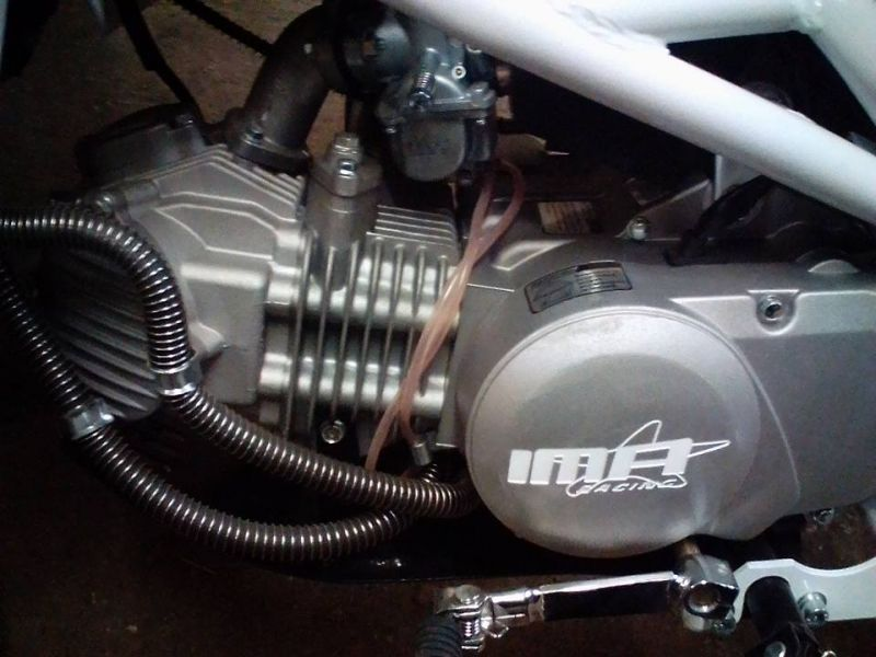 IMR K 59 160 RR Pitbike, 4. kép